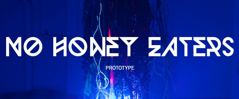 No Honey Eaters - prototype strip
